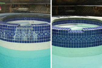 Welcome To Pool Tile Cleaning Anaheim Pool Tile Calcium